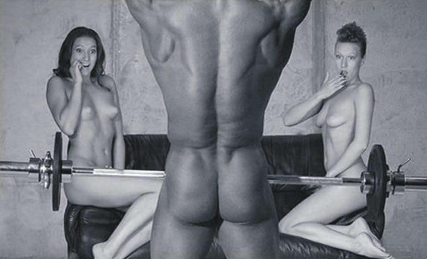Секс на тренировка 9 фотография
